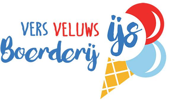 Vers Veluws boerderij ijs